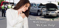 We are the Worker's Compensation and Auto Injury Specialists!